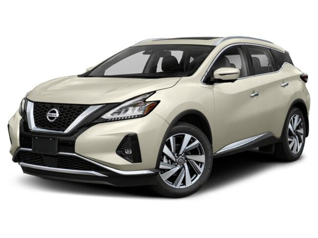 New 2019 Nissan Murano SL SUV in Newport News, VA