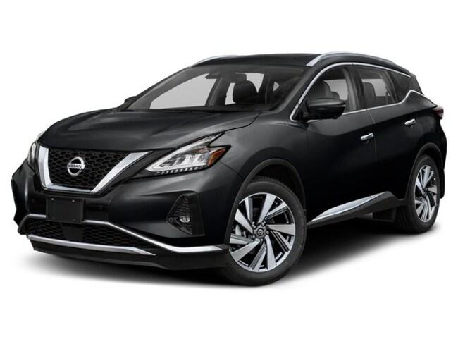 New 2019 Nissan Murano Platinum SUV in Chattanooga
