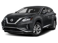 New 2019 Nissan Murano S SUV Winston Salem, North Carolina
