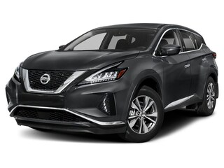 New 2019 Nissan Murano SV SUV L7185 for sale near Cortland, NY