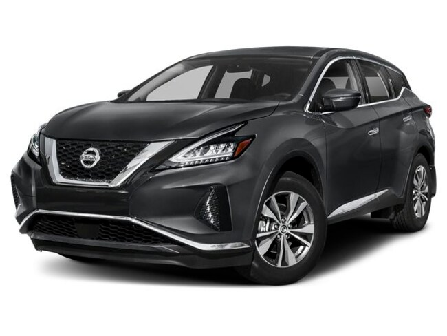 New 2019 Nissan Murano SV SUV for sale in Grand Junction