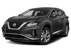 New 2019 Nissan Murano SV SUV in West Simsbury
