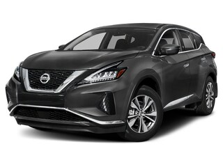 New 2019 Nissan Murano SV SUV L7147 for sale near Cortland, NY