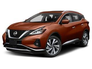 New 2019 Nissan Murano SL SUV Ames, IA