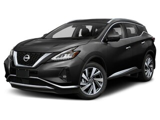 New 2019 Nissan Murano SL SUV in North Smithfield near Providence