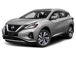 New 2019 Nissan Murano Platinum SUV for sale in Fort Collins, CO
