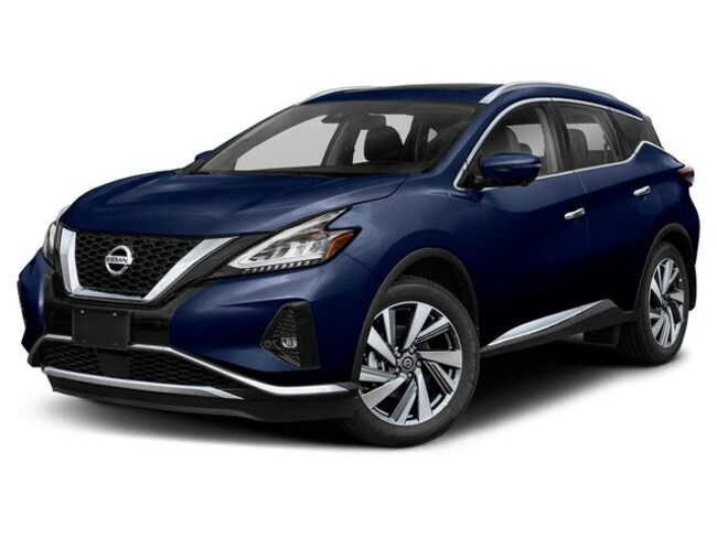 New 2019 Nissan Murano Platinum SUV for sale in CT