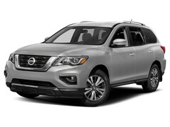 New 2019 Nissan Pathfinder SV SUV Concord, North Carolina