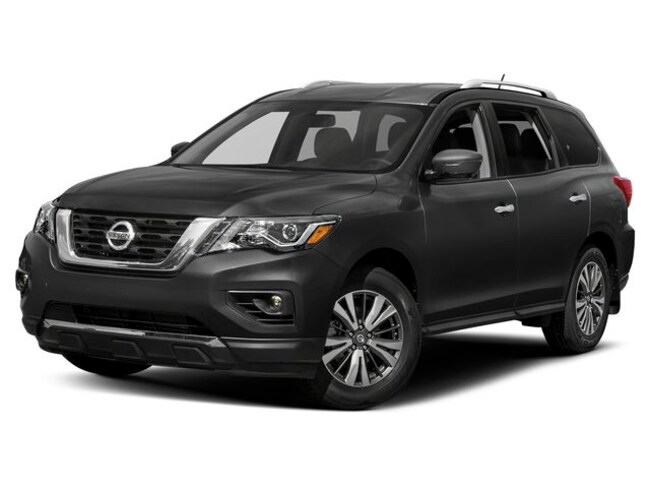 New 2019 Nissan Pathfinder SV SUV in Chattanooga