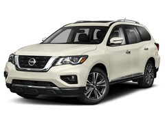 New 2019 Nissan Pathfinder Platinum SUV for sale in Tyler, TX