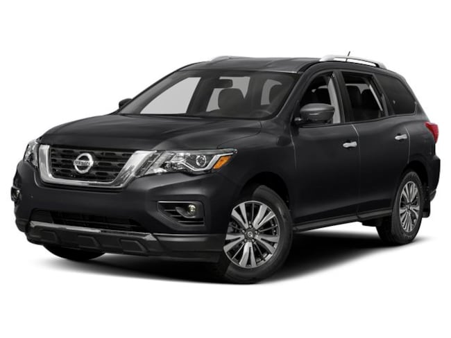 New 2019 Nissan Pathfinder SV SUV in College Park, MD