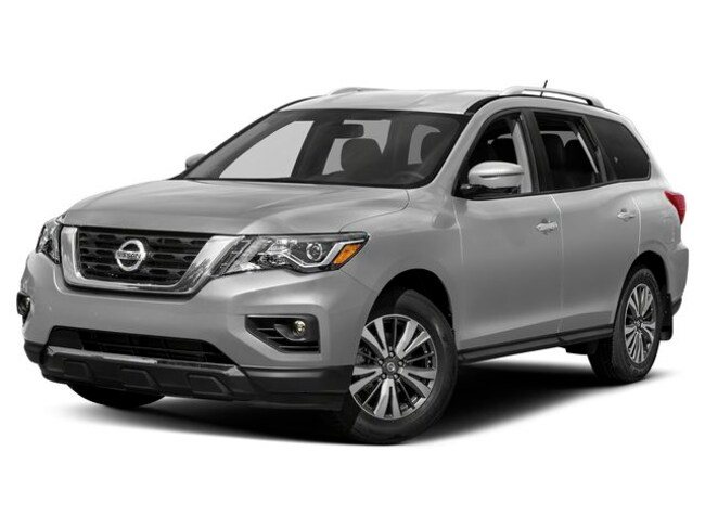 New 2019 Nissan Pathfinder SV SUV 5N1DR2MM3KC598565 for sale near Bristol TN