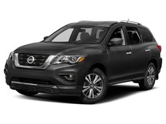 New 2019 Nissan Pathfinder SV SUV in St Albans VT
