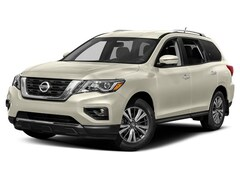 New 2019 Nissan Pathfinder SV SUV Lake Norman, North Carolina