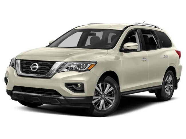 2019 Nissan Pathfinder 4x4 SV All Weather Package SUV