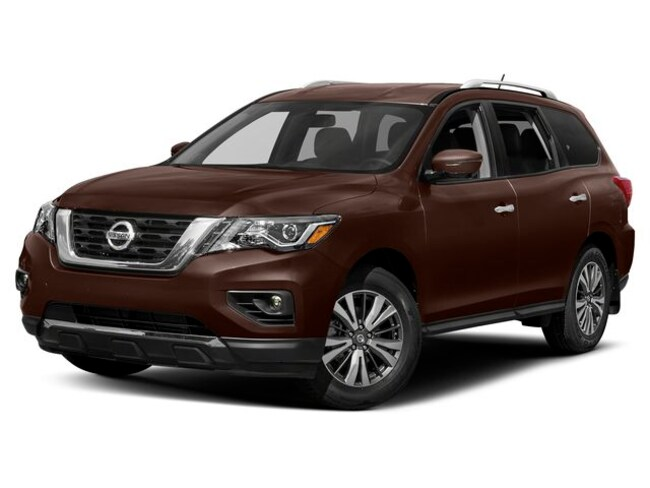 2019 Nissan Pathfinder SL SUV [B10, L92, C03, PRM, G-0, FL2, P01, SGD, CAS] For Sale in Swazey, NH
