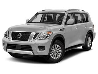 New 2019 Nissan Armada SV SUV in Rosenberg, TX