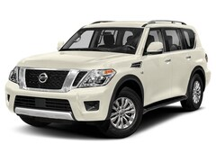 New Nissan vehicles 2019 Nissan Armada SV SUV JN8AY2ND7K9087189 for sale near you in Mesa, AZ