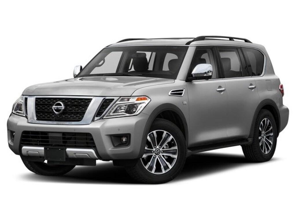 New 2019 Nissan Armada For Sale Lease Orangeburg Sc Stock