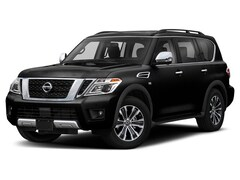 New 2019 Nissan Armada SL SUV For Sale in Meridian, MS
