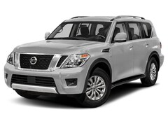 New 2019 Nissan Armada SV SUV for Sale in Show Low AZ