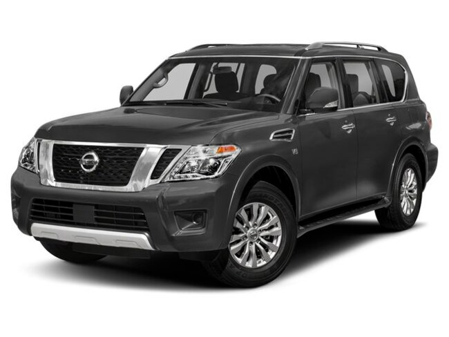 New Nissan 2019 Nissan Armada SV SUV for sale in Denver, CO