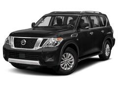 New 2019 Nissan Armada SV SUV in South Burlington
