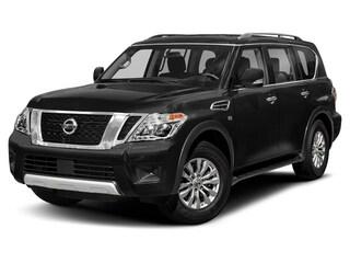 New 2019 Nissan Armada SV 4x4 SV for sale near you in Centennial, CO