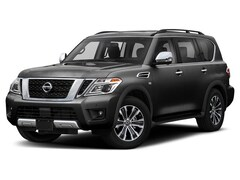 New 2019 Nissan Armada SL SUV in Grand Junction