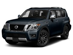 New 2019 Nissan Armada Platinum SUV in South Burlington