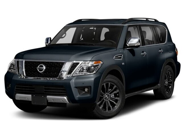 New 2019 Nissan Armada Platinum 4x4 Platinum for sale in CT
