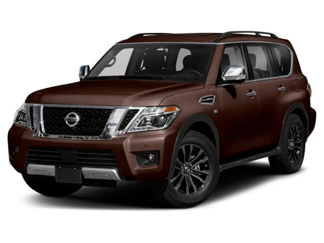2019 Nissan Armada Platinum SUV