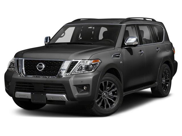 New 2019 Nissan Armada Platinum SUV in Durham, NC