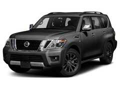 2019 Nissan Armada Platinum SUV Eugene, OR
