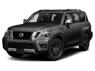 New Nissan 2019 Nissan Armada Platinum SUV for sale in Denver, CO