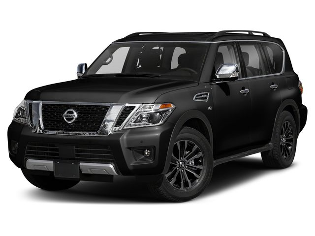 Featured New 2019 Nissan Armada Platinum SUV for sale near you in Highlands Ranch, CO