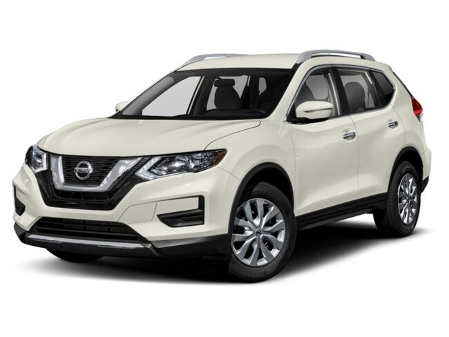 New Nissan vehicle 2019 Nissan Rogue S SUV 5N1AT2MT6KC744422 for sale near you in Mesa, AZ