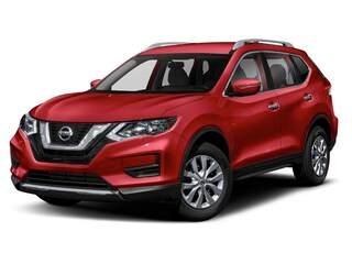 New 2019 Nissan Rogue SV SUV 7190182 in Victorville, CA