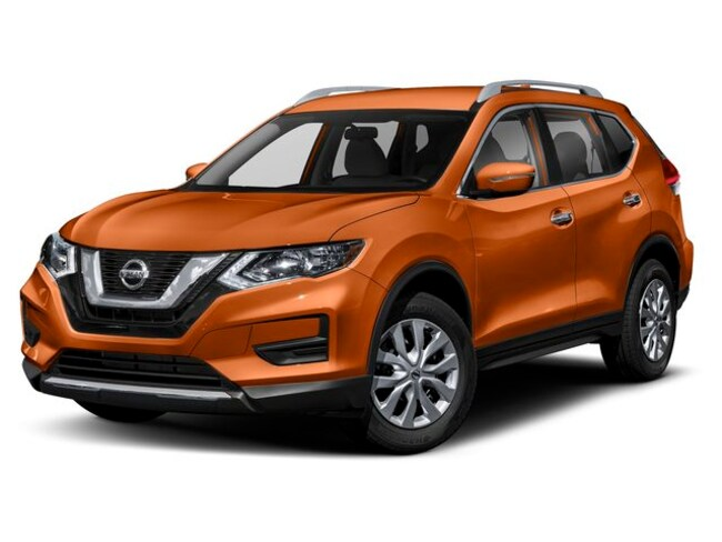 New 2019 Nissan Rogue SV SUV in Walnut Creek, CA