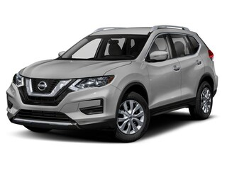 New 2019 Nissan Rogue S SUV Westborough