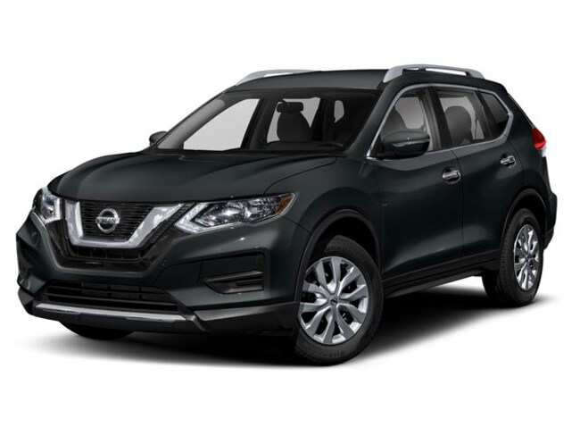 New 2019 Nissan Rogue SV SUV in Rochester, NY