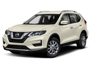 New 2019 Nissan Rogue SV SUV for sale near you in Logan, UT
