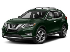 New 2019 Nissan Rogue SL SUV in St Albans VT