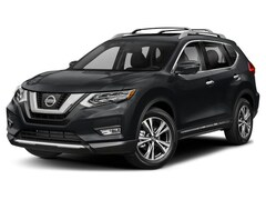 2019 Nissan Rogue SL SUV I4 DOHC 16V 2.5L CVT with Xtronic A45403