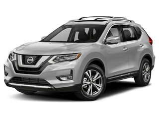 New 2019 Nissan Rogue SL SUV in Lebanon NH
