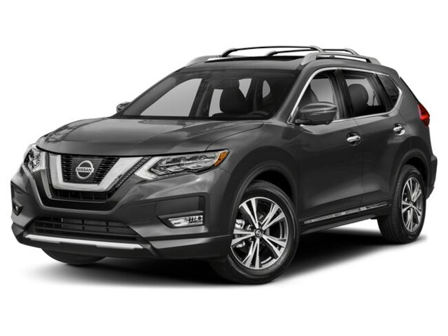 New 2019 Nissan Rogue SL SUV Brooklyn NY
