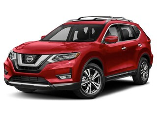2019 Nissan Rogue AWD SL Premium Package SUV