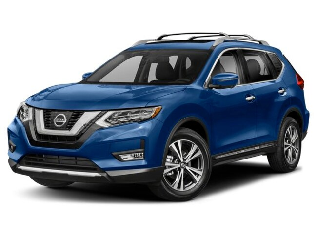 in Doylestown, PA 2019 Nissan Rogue SL SUV New