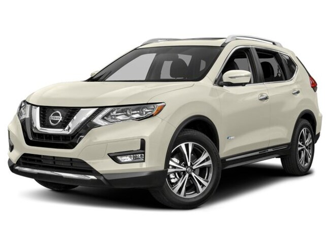 New Nissan vehicle 2019 Nissan Rogue Hybrid SV SUV for sale near you in Centennial, CO
