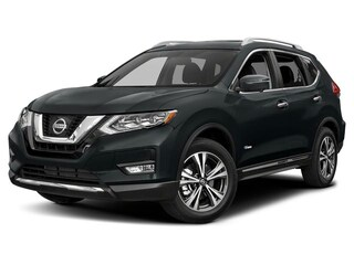 New 2019 Nissan Rogue Hybrid SL SUV 7190152 in Victorville, CA